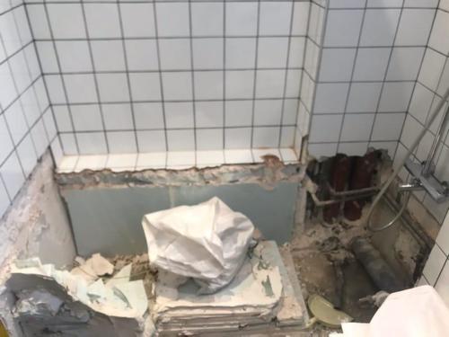 Réparation d'une salle de bain au Perreux sur Marne