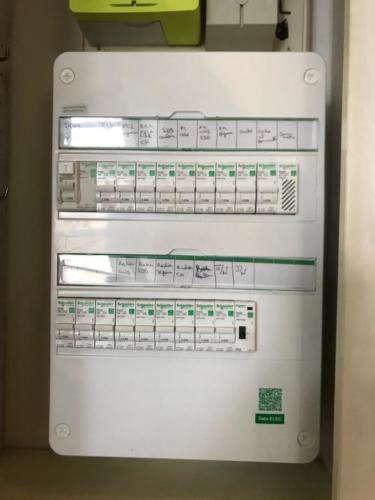 Installation de panneau électrique au Perreux Sur Marne